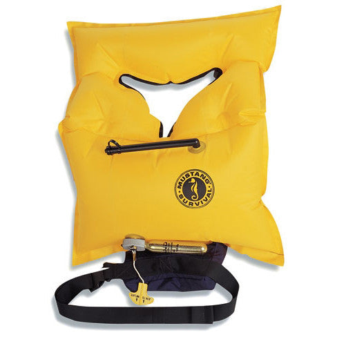 Mustang Inflatable Belt Pack PFD - Life Raft and Survival Equipment, Inc.