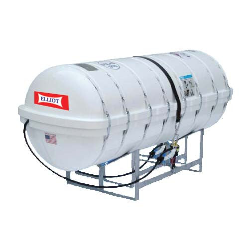 Elliot IBA USCG (Large Capacity) - Life Raft and Survival Equipment, Inc.