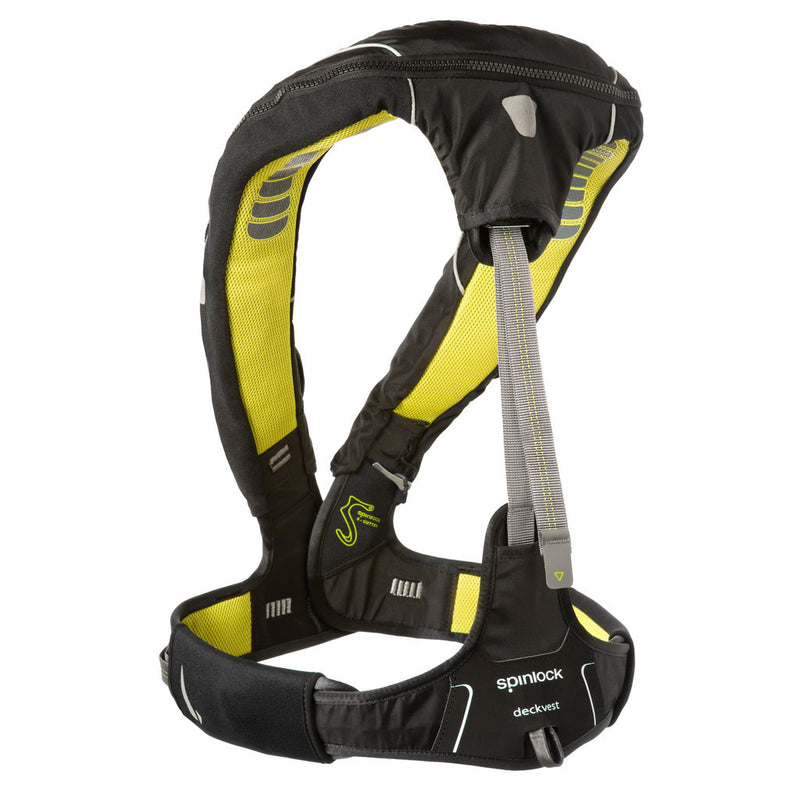 Spinlock Deckvest 5D Pro Sensor - Life Raft and Survival Equipment, Inc.