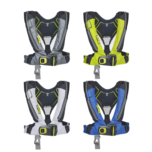 Spinlock Deckvest 6D - Life Raft and Survival Equipment, Inc.