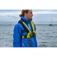 Spinlock Deckvest 6D With HRS - Life Raft and Survival Equipment, Inc.