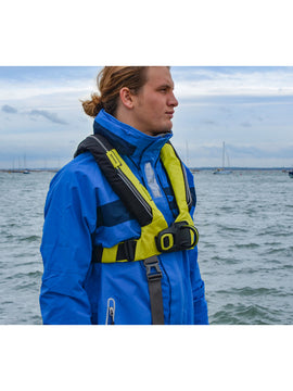 Spinlock Deckvest 6D With HRS