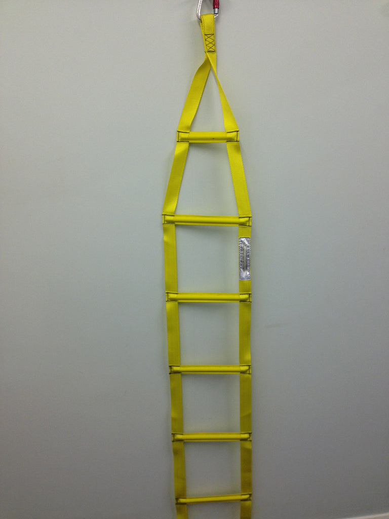 Fibrelight Escape Ladder - Life Raft and Survival Equipment, Inc.