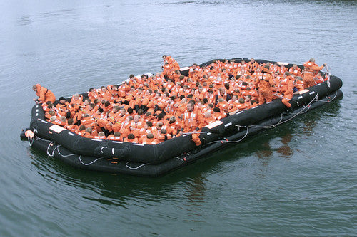 Charmant Life Raft And Survival Equipment