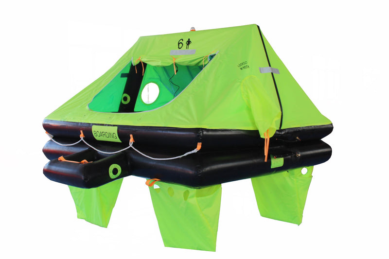 Superior Wave Racer ISO - Life Raft and Survival Equipment, Inc.