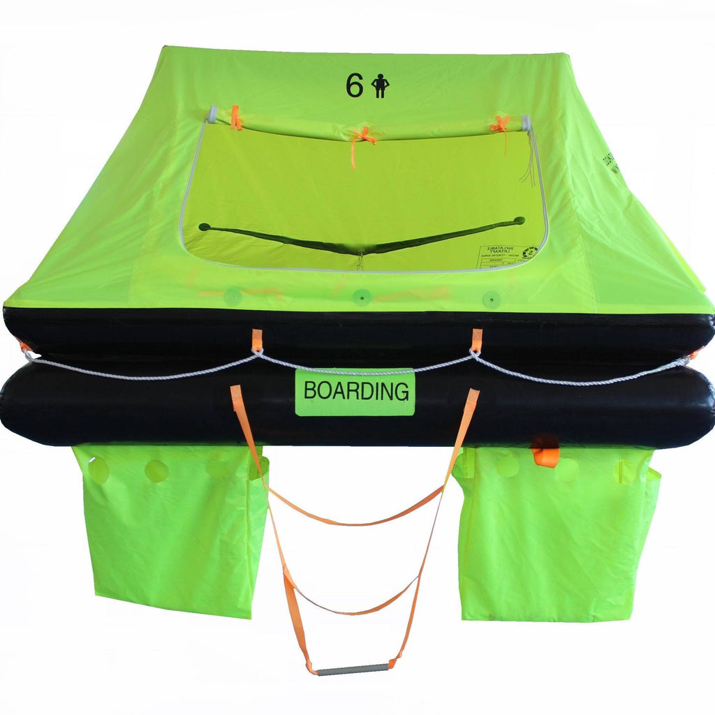 Superior Coastal Surge - Life Raft and Survival Equipment, Inc.
