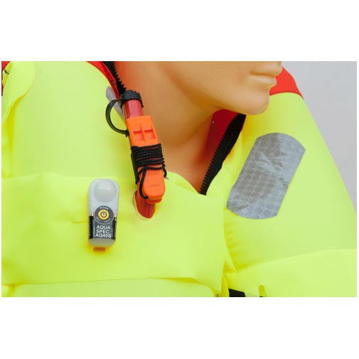 AquaSpec AQ40s LED Strobe Light - Life Raft and Survival Equipment, Inc.