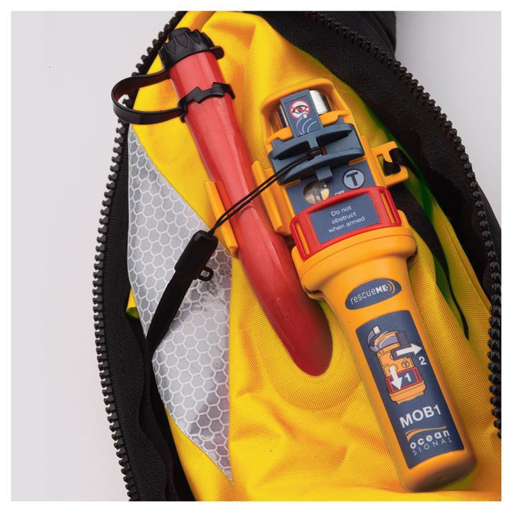 Ocean Signal MOB1 AIS w/DCS - Life Raft and Survival Equipment, Inc.