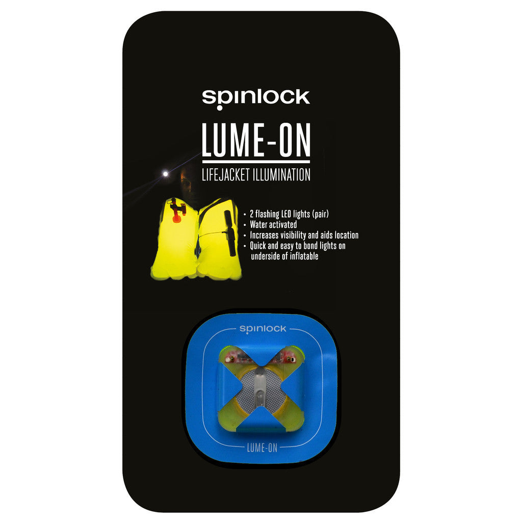 Spinlock Lume-On™ - Life Raft and Survival Equipment, Inc.