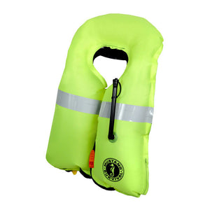 Mustang High Visibility Hydrostatic PFD - Life Raft and Survival Equipment, Inc.