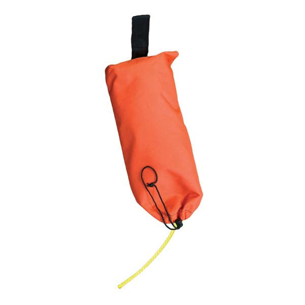 Mustang 90' Rescue Line with Bag - Life Raft and Survival Equipment, Inc.