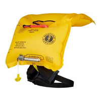 Mustang 20th Anniversary Inflatable Belt Pack PFD - Life Raft and Survival Equipment, Inc.