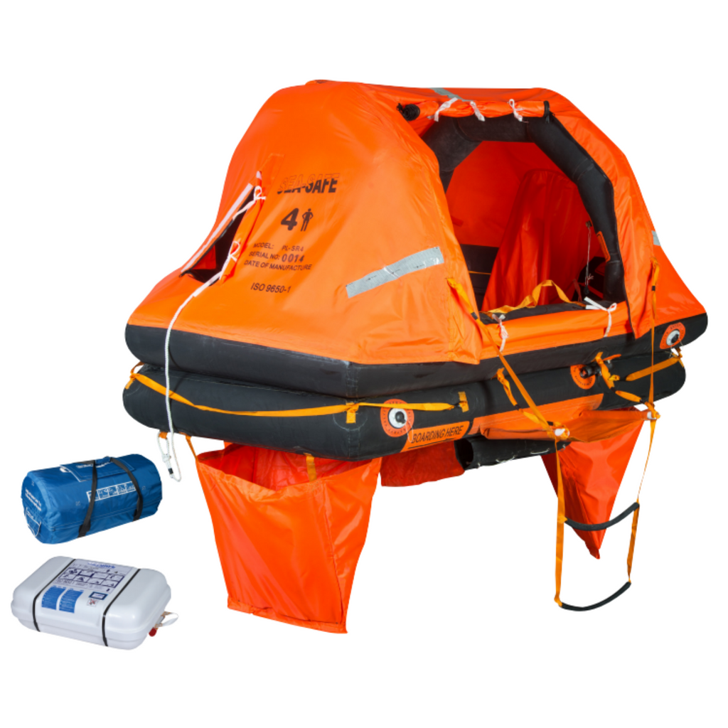 SEA-SAFE Pro-Light Self-Righting Offshore Life Raft
