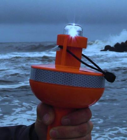 ORION Floating Locator Electronic SOS Beacon Kit