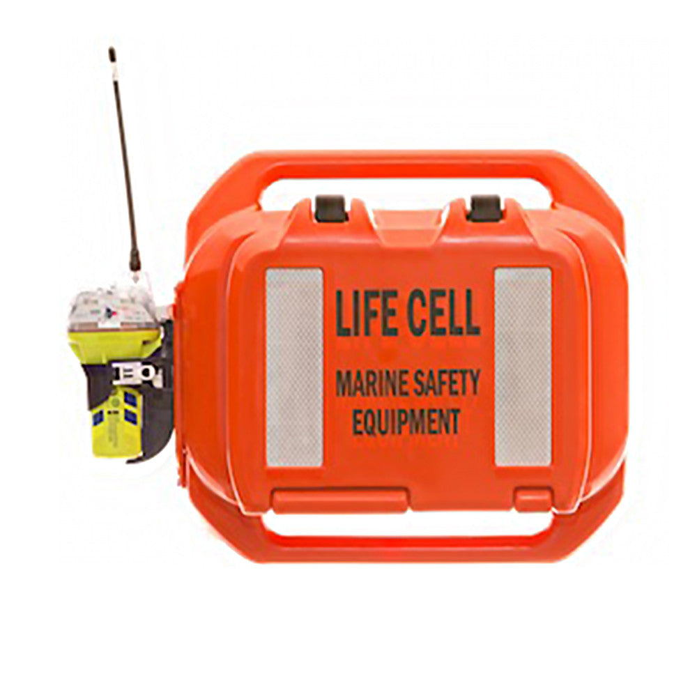 LifeCell Trailer Boat - Life Raft and Survival Equipment, Inc.