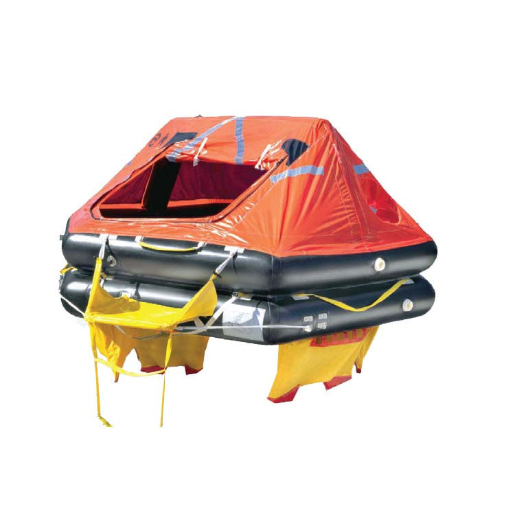 Crewsaver SOLAS A Life Raft - Life Raft and Survival Equipment, Inc.