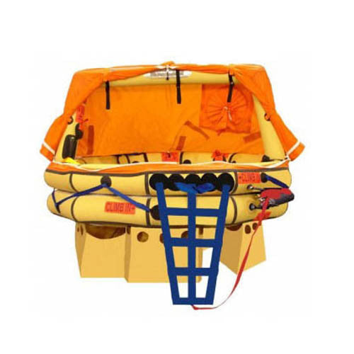 Winslow Ultra-Light Offshore Life Raft - Life Raft and Survival Equipment, Inc.