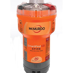 McMurdo G8 Smartfind EPIRB Category 2 - Life Raft and Survival Equipment, Inc.