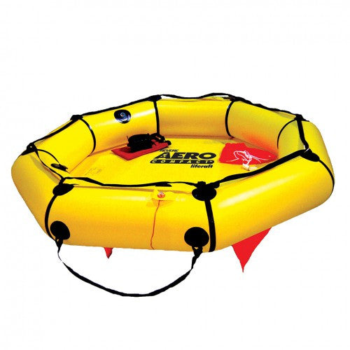 Revere Aero Compact Liferaft - Life Raft and Survival Equipment, Inc.