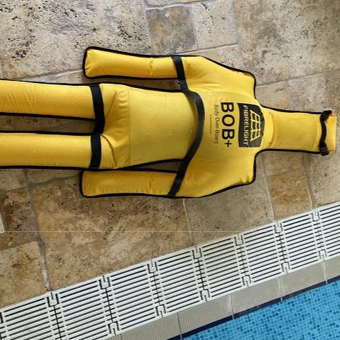 Fibrelight Body Overboard (BOB+) Training Dummy - Life Raft and Survival Equipment, Inc.