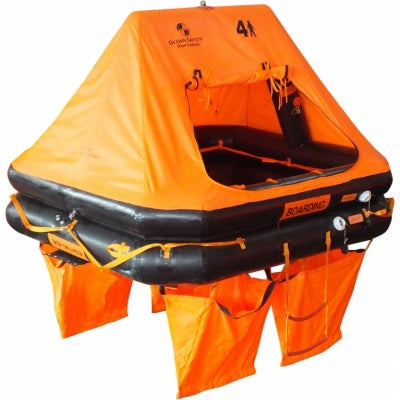 Ocean Safety Ocean Standard - Life Raft and Survival Equipment, Inc.