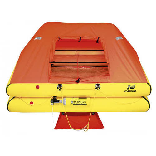 Plastimo Cruiser Standard - Life Raft and Survival Equipment, Inc.
