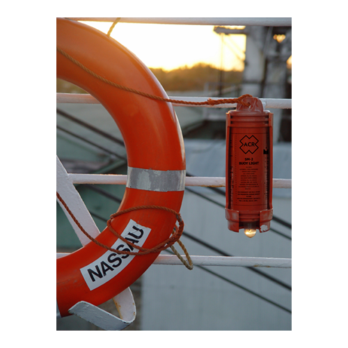 ACR SM-2 Automatic Man Overboard Light