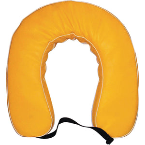 Jim Buoy Yellow Horseshoe Buoy No Sea Anchor - Life Raft and Survival Equipment, Inc.