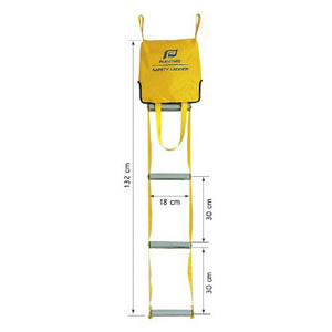 Plastimo 5-Step Emergency Ladder - Life Raft and Survival Equipment, Inc.