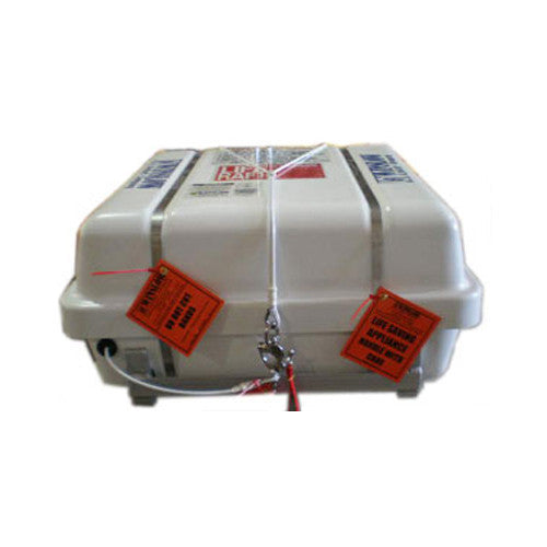 Winslow Canister & Cradle Assembly - Life Raft and Survival Equipment, Inc.