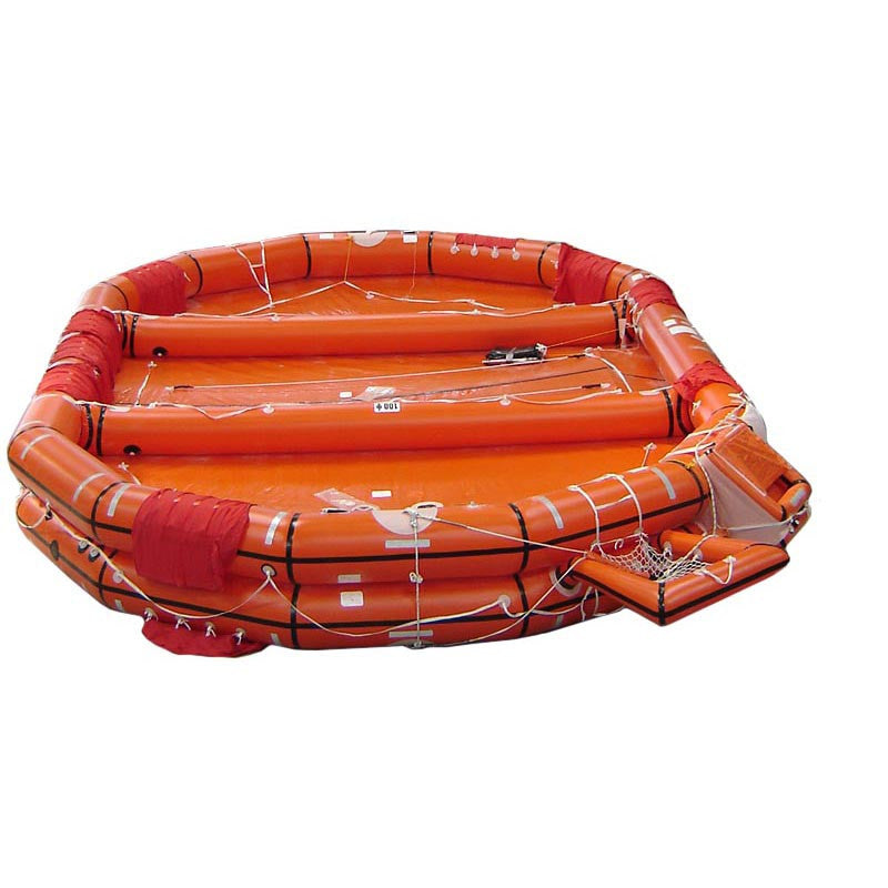 Zodiac IBA USCG (Large Capacity) - Life Raft and Survival Equipment, Inc.