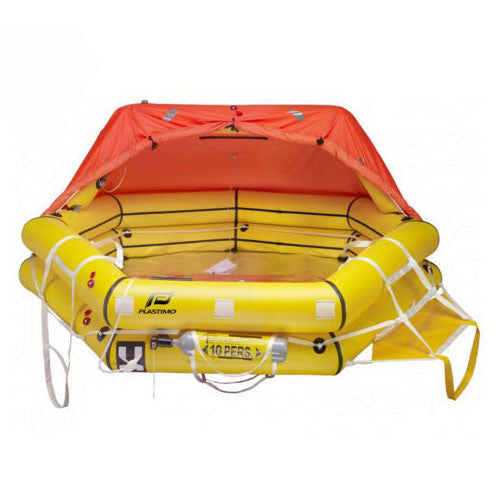 Plastimo ISO 9650-1 Transocean - Life Raft and Survival Equipment, Inc.