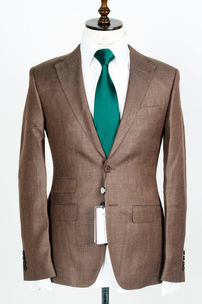Finitura Felice - Brown 2-Piece Suit