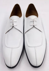 Connaisseur - White Dress laced shoes
