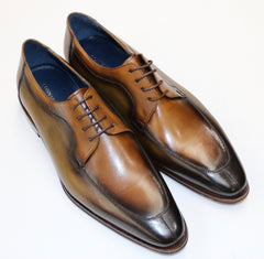 Connaisseur - Brown Dress laced shoes