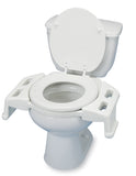 Elevated Toilet Transfer Seat