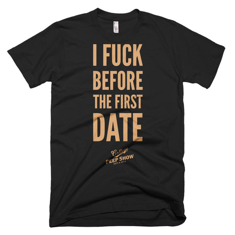 First Date Tee