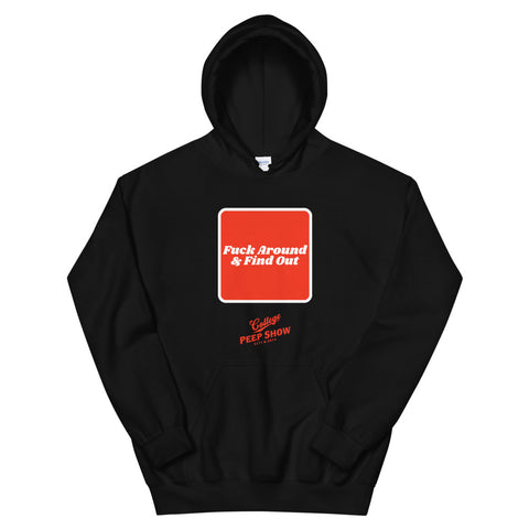 Find Out Hoodie