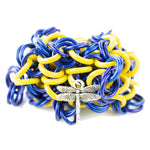 Blue Yellow 22 Gram Chainmail