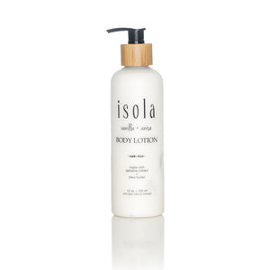 Isola Vanilla + Anise Body Lotion