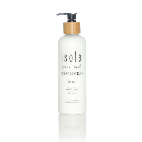 Isola Jasmine + Fennel Body Lotion