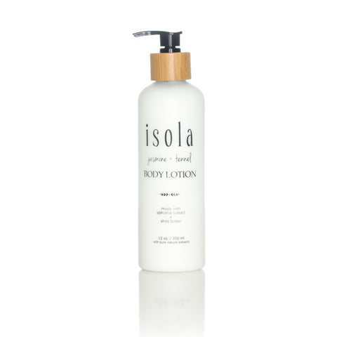 Jasmine + Fennel Body Lotion