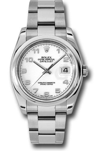 Rolex Oyster Perpetual Datejust 36 Watch 116200 wao