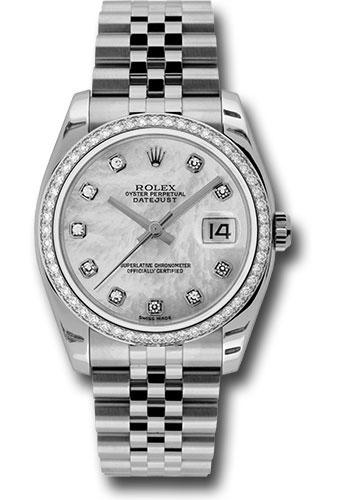 Rolex Oyster Perpetual Datejust 36 Watch 116244 mdj