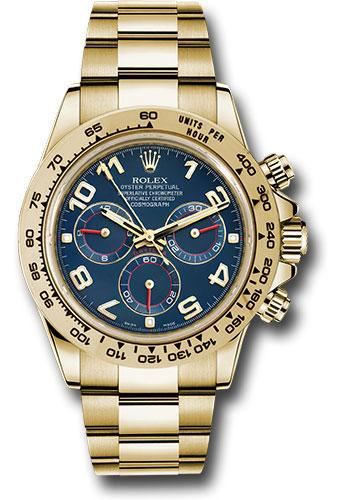 Rolex Oyster Perpetual Cosmograph Daytona 116508 bla