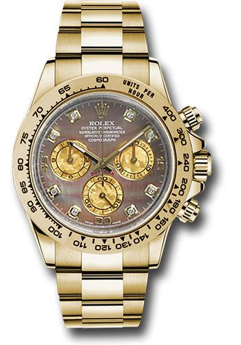 Rolex Oyster Perpetual Cosmograph Daytona 116508 dkmd