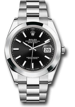Rolex Oyster Perpetual Datejust 41 Watch 126300 bkio