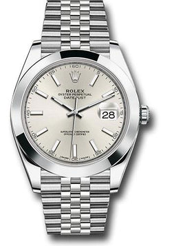 Rolex Oyster Perpetual Datejust 41 Watch 126300 sij