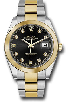 Rolex Oyster Perpetual Datejust 41 Watch 126303 bkdo