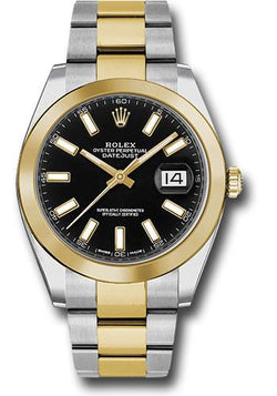 Rolex Oyster Perpetual Datejust 41 Watch 126303 bkio